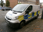 New joint Yorkshire & The Humber S.O.C.O van.